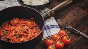 Cómo hacer salsa para Pollo Tandoori