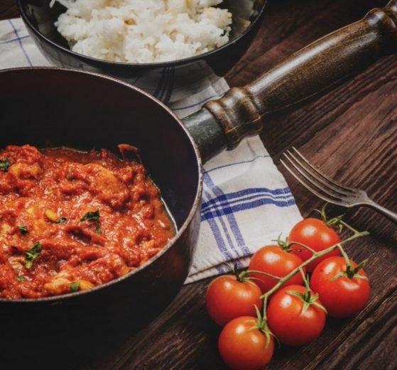 Salsa para Pollo Tandoori