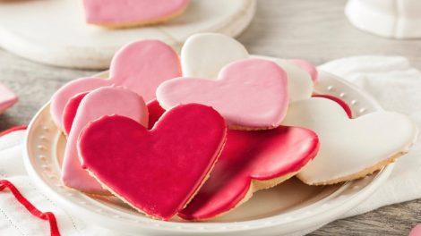 Cómo hacer galletas de agua de rosas