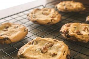 Cómo hacer galletas de avellanas