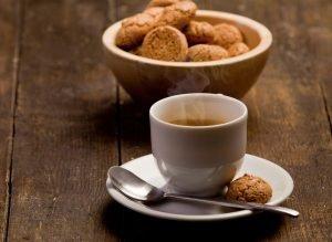 Cómo hacer galletas de café moka