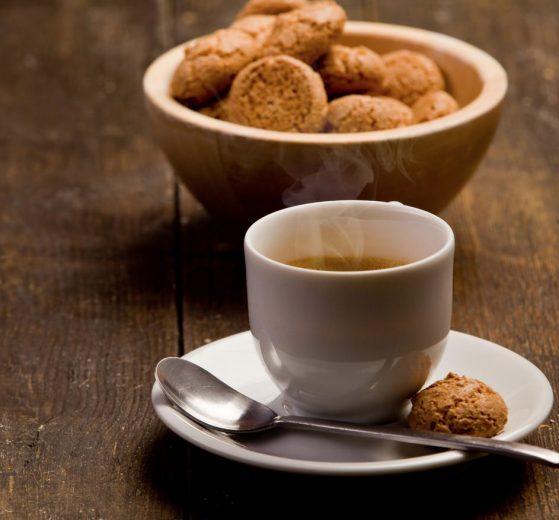 Galletas de café (moka)