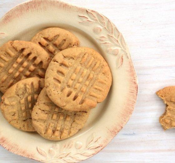Galletas de cacahuete (maní)