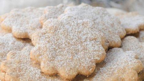 Cómo hacer galletas de nata