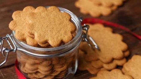 Cómo hacer galletas de jengibre