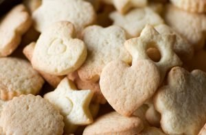 Cómo hacer galletas de mantequilla sin lactosa