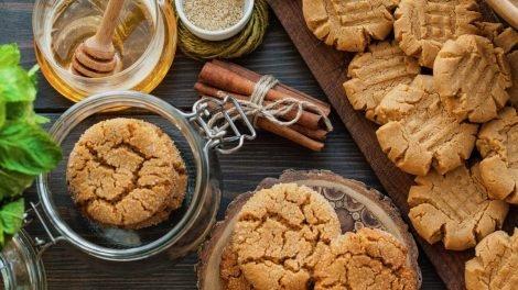 Cómo hacer galletas de miel