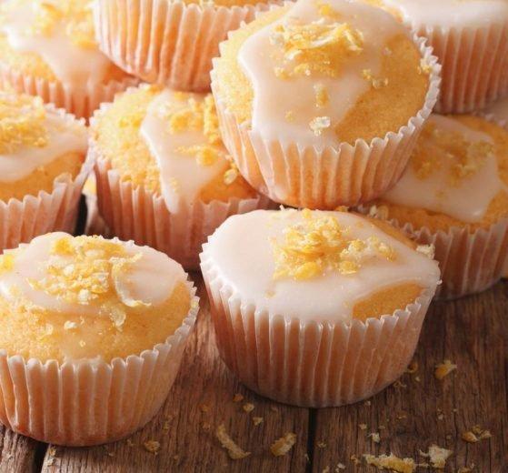 Glaseado para magdalenas y cupcakes