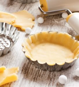 Cómo hacer masa de tartaletas