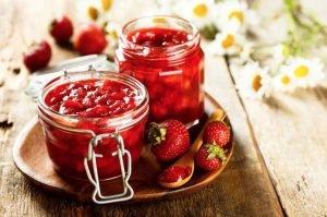 Cómo hacer mermelada de fresa y naranja