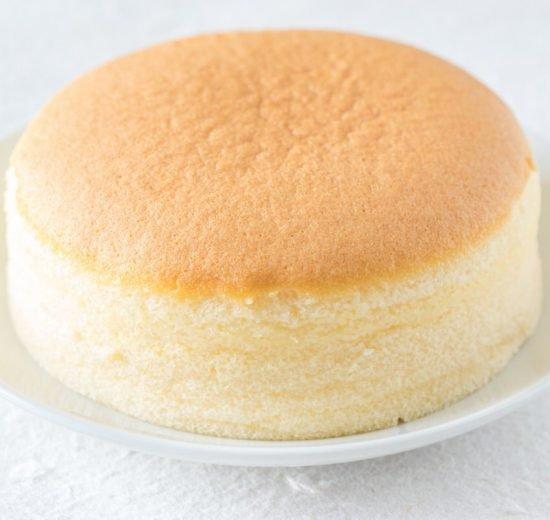 Cómo hacer pastel de queso japonés