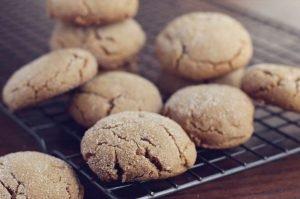 Cómo hacer galletas de garbanzos