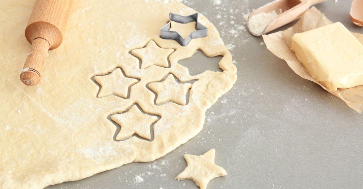 Cómo hacer una masa de galletas básica