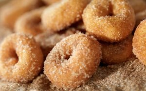 Cómo hacer rosquetes o bollitos fritos