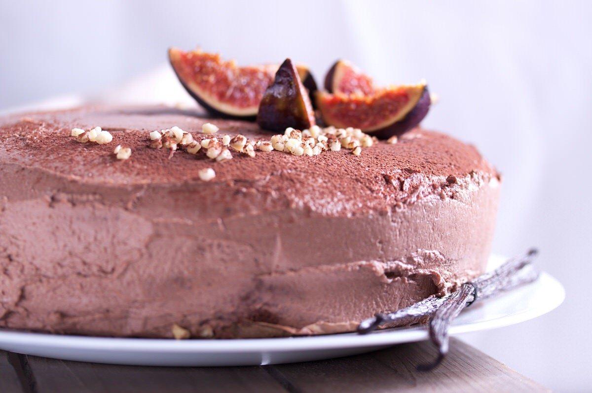 Cómo hacer tarta de chocolate con leche