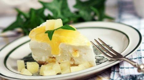 Cómo hacer tarta de piña y nata