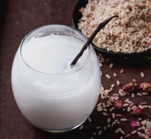 Cómo hacer bebida de arroz