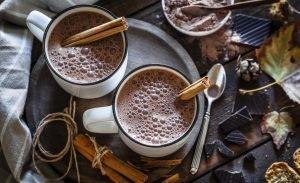Cómo hacer chocolate a la taza