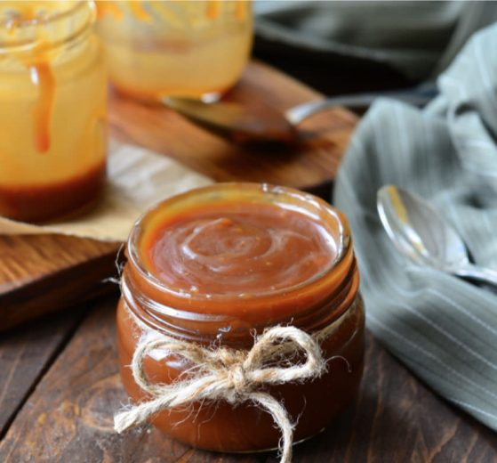 Salsa toffee (dulce)