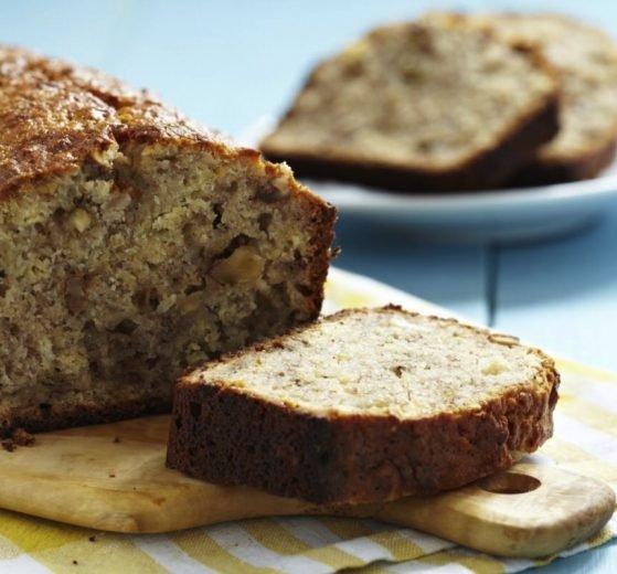 Pan de plátano (Banana Bread)