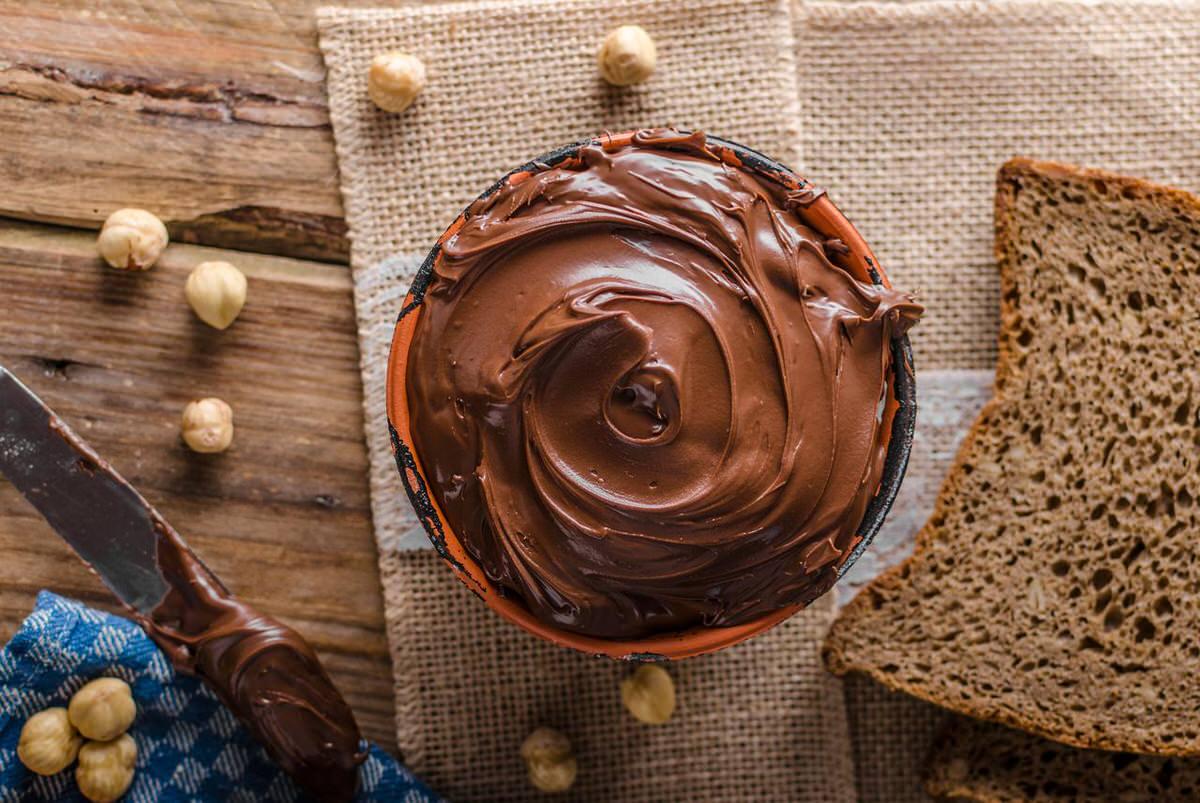 Cómo hacer Crema de avellanas y cacao casera