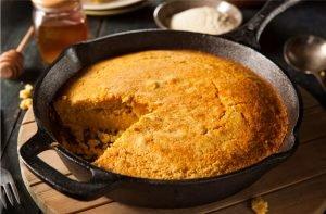 Cómo hacer pan de maíz