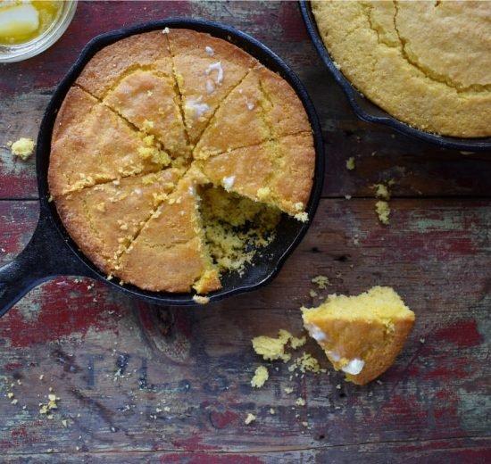 Receta de Pan de maíz sin gluten