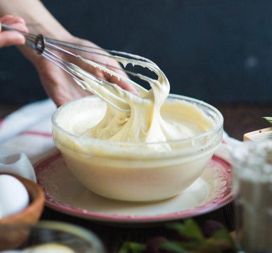 Buttercream (Crema de mantequilla)