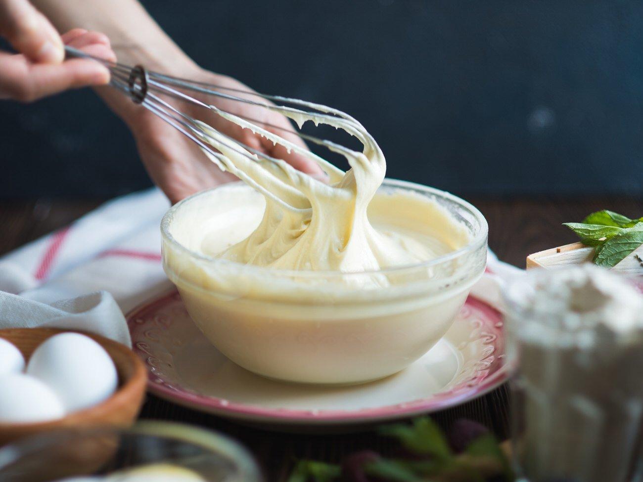Buttercream o Crema de mantequilla
