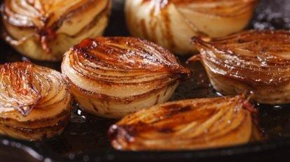 Cómo hacer cebollas caramelizadas
