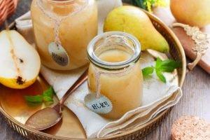 Cómo hacer Salsa de pera