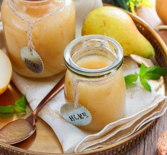 Salsa de pera