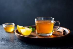Cómo hacer Té de limón y miel