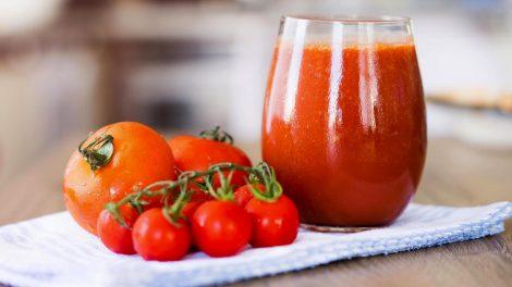 Cómo hacer Jugo de tomate fresco