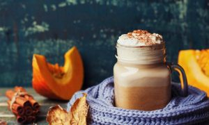 Receta de Pumpkin spiced latte
