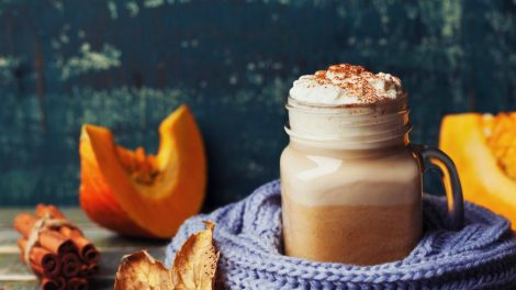 Receta de Pumpkin spiced latte