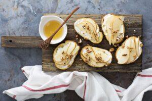 Cómo preparar queso de cabra con vinagreta de miel