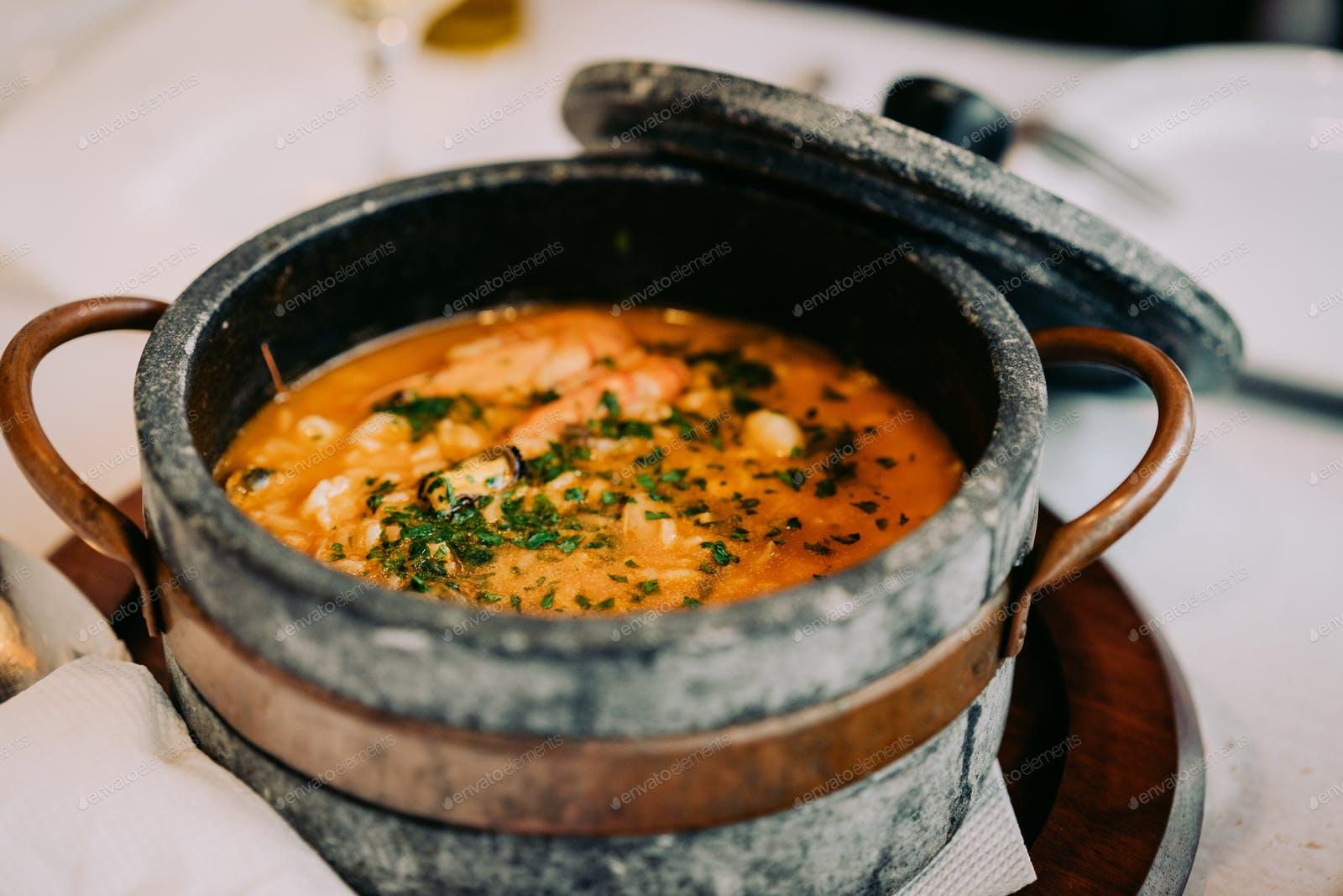 sopa-mejillones-arroz