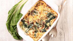 Cómo preparar acelgas con queso