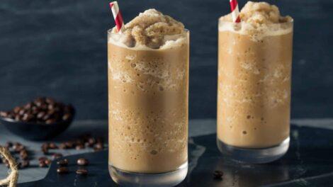 Cómo preparar granizado de café