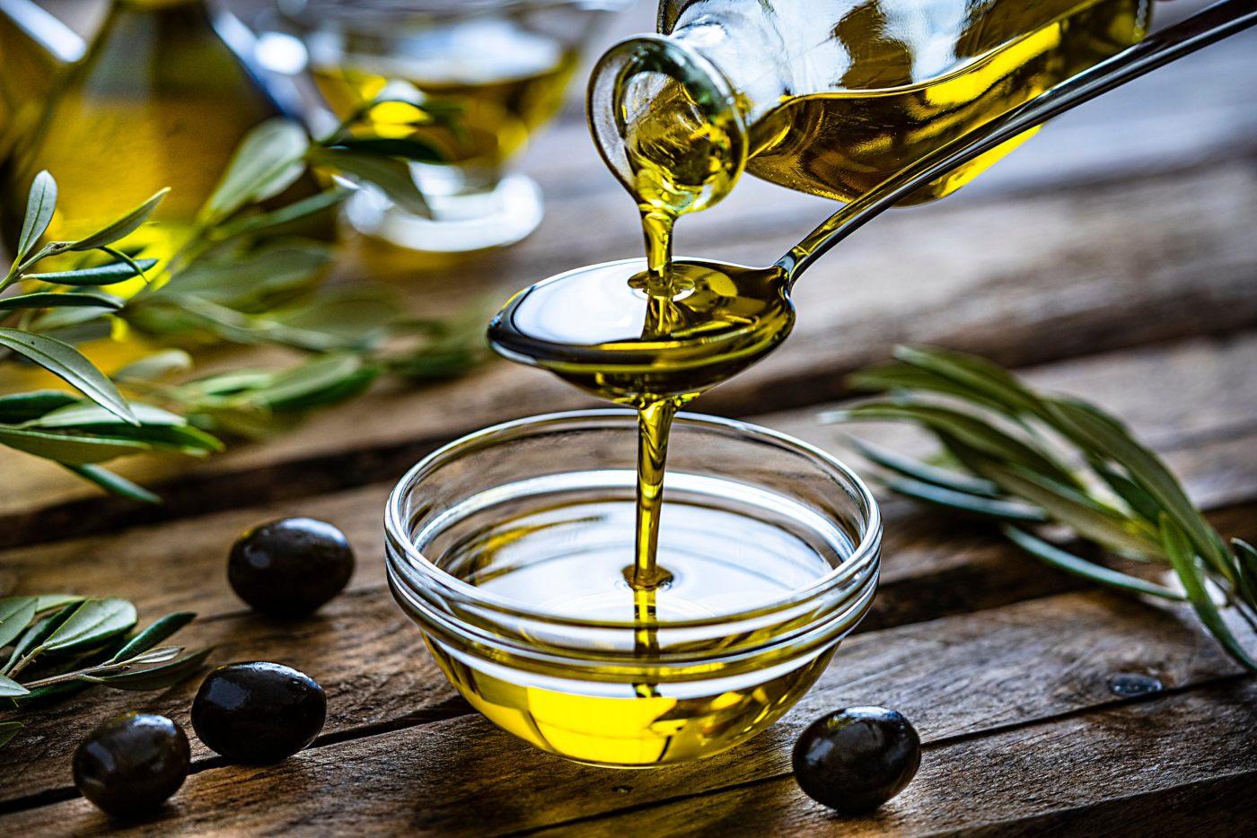 Recetas con aceite de oliva