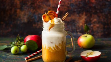 Cómo preparar de sorbete de manzana